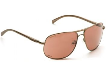 VedaloHD Roma Sunglasses - Bronze Frame, Copper Rose Lenses 8071