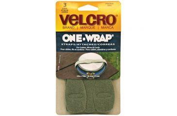 Velcro One-wrap 23'' X 7/8'' Folg 3pk 91756