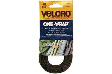 Velcro One-wrap 8'' X 1/2'' Coyote 10pk 91749