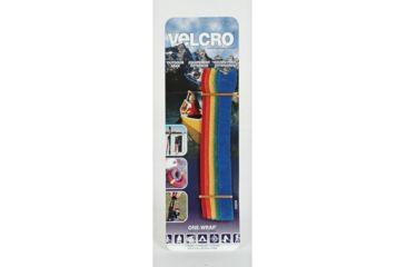 Velcro One-wrap Straps 8'' X 1/2'' 5pk 90346