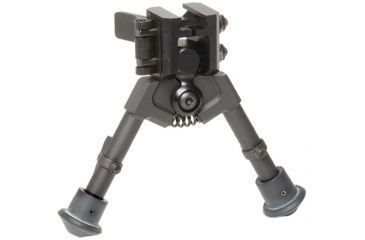Versa-Pod 300 Super Short Sniper Bipod, Matte Black, 5 in.-7 in. 350-920
