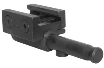 Versa-Pod HD Picatinny Rail Bipod Adapter, Matte Black 150-622