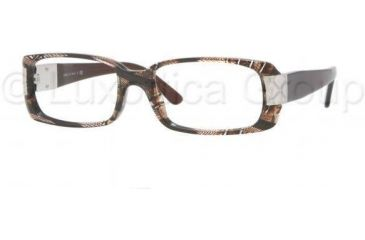 14938b2340 Versace Eyeglasses VE3130 with No-Line Progressive Rx Prescription Lenses  835-5416 - Striped
