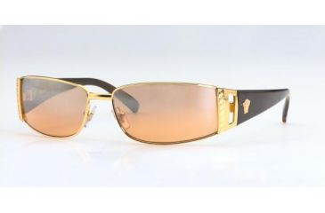Versace Sunglasses Gold Frame : Versace Sunglasses VE2021 FREE S&H VE2021-100111-60 ...