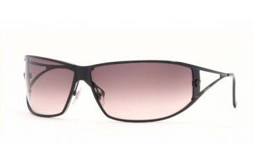Versace VE 2040 Sunglasses Styles Black Frame / Gray Gradient Lenses, 10098G-7409