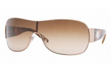 b47e1768276 Versace VE 2101 Sunglasses Styles Orange Frame   Brown Gradient Lenses