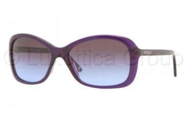 Versace VE 4189 Sunglasses Styles -  Violet Blue Gradient Frame, 774-79-5816