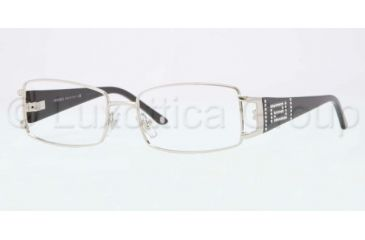 Versace VE1163B Bifocal Prescription Eyeglasses 1332-5016 - Silver Frame