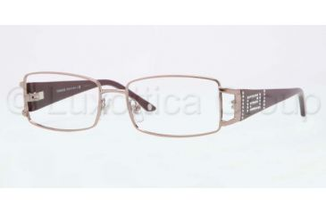 Versace VE1163B Bifocal Prescription Eyeglasses 1333-5016 - Plum Frame