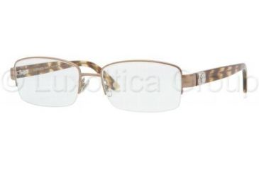 Versace VE1185B Bifocal Prescription Eyeglasses 1259-5117 - Copper Sand