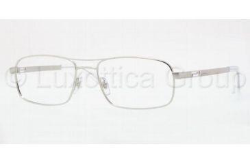 Versace VE1190 Single Vision Prescription Eyewear 1294-5317 - Silver