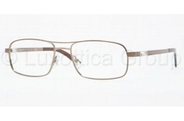Versace VE1190 Progressive Prescription Eyeglasses 1296-5317 - Brown