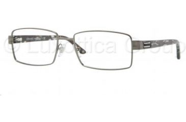 Versace VE1195 Progressive Prescription Eyeglasses 1316-5317 - Anthracite Frame