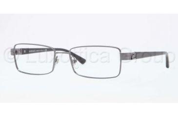 Versace VE1209 Eyeglass Frames 1255-5317 - Anthracite Frame