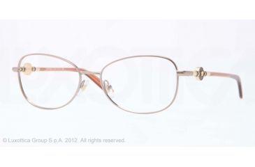 Versace VE1214 Eyeglass Frames 1013-52 - Copper Frame, Demo Lens Lenses