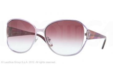 Versace VE2137 Single Vision Prescription Sunglasses VE2137-10128H-58 - Lens Diameter 58 mm, Frame Color Lilac