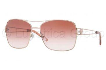 Versace VE2138 Sunglasses 105313-5916 - Copper Frame, Brown Gradient Lenses