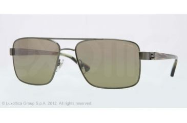 Versace VE2141 Sunglasses 1187M9-58 - Dark Green