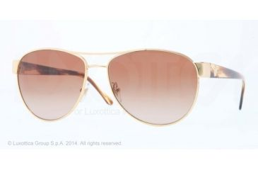 Versace VE2145 Bifocal Prescription Sunglasses VE2145-100213-58 - Lens Diameter 58 mm, Frame Color Gold