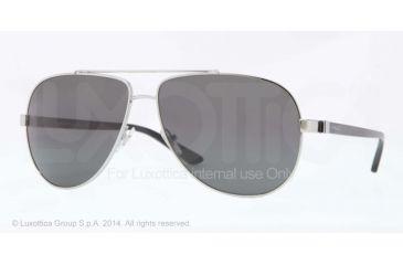 Versace VE2151 Sunglasses 100187-62 - Gunmetal Frame, Gray Lenses