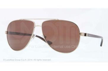 Versace VE2151 Sunglasses 129673-62 - Brown Frame, Brown Lenses