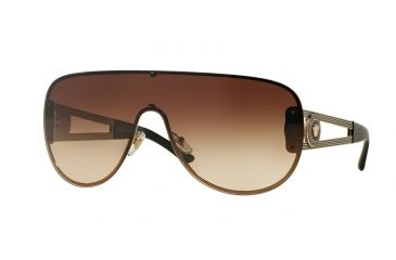 85c9b82852 Versace VE2166 Progressive Prescription Sunglasses VE2166-125213-41 - Lens  Diameter 141 mm
