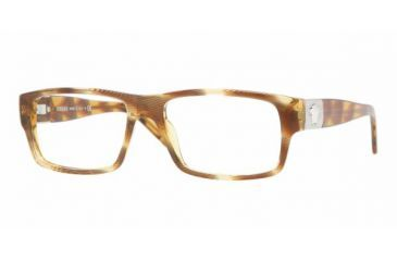 Versace VE3136 #874 - Brown Rule / Brown Tran Frame