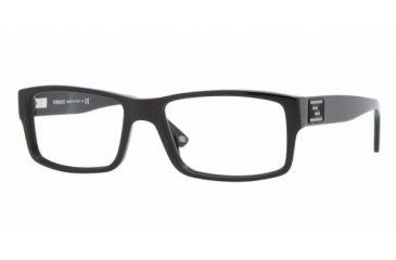 Versace VE3141 #GB1 - Black Demo Lens Frame