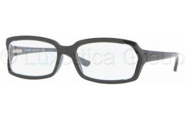 Versace VE3143 Progressive Prescription Eyeglasses GB1-5216 - Black
