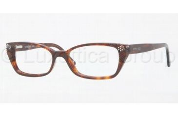 Versace VE3150B Progressive Prescription Eyeglasses 879-5116 - Havana