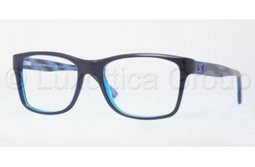 Versace VE3151 Eyeglass Frames 904-5218 - Blue / Transparent Blue Frame