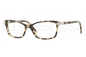 Versace VE3156 Progressive Prescription Eyeglasses 988-5115 - Havana Frame