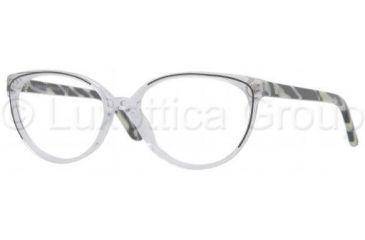 Versace VE3157 Progressive Prescription Eyeglasses 960-5216 - Crystal Frame