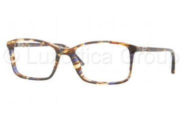 Versace VE3163 Bifocal Prescription Eyeglasses 992-5217 - Dark Steel Frame