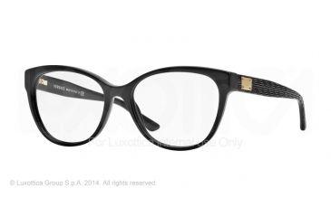 versace womens eyeglass frames