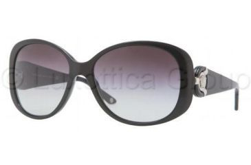 Versace VE4221 Sunglasses GB1/8G-5816 - Black Frame, Gray Gradient Lenses