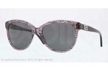 Versace VE4246B Sunglasses 500287-56 - Lizard Grey