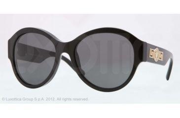 Versace VE4254 Sunglasses GB1/87-57 - Black