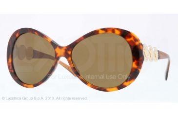 Versace VE4256B Bifocal Prescription Sunglasses VE4256B-507473-58 - Lens Diameter 58 mm, Frame Color Havana