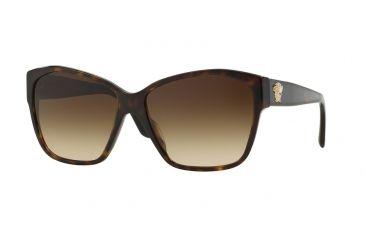 b6b6c893b66d Versace VE4277 Sunglasses 108 13-60 - Havana Frame
