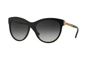 0b3e75de9b61 Versace VE4292 Sunglasses GB1 8G-57 - Black Frame