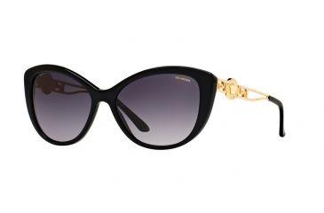 92a8101b8c6 Versace VE4295 Sunglasses GB1 T3-57 - Black Frame