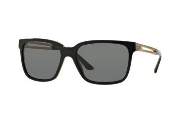 46f13132764 Versace VE4307 Single Vision Prescription Sunglasses VE4307-GB1-87-58 -  Lens Diameter
