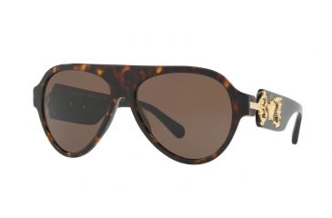 067df6991f Versace VE4323 Progressive Prescription Sunglasses VE4323-108-73-58 - Lens  Diameter 58