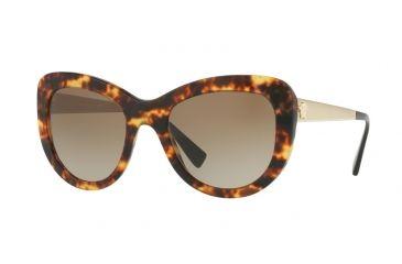 2cf03e3b1e98 Versace VE4325 Progressive Prescription Sunglasses VE4325-520813-54 - Lens  Diameter 54 mm