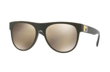 e1fcbc2470 Versace VE4346 Sunglasses 51931V-57 - Green Frame