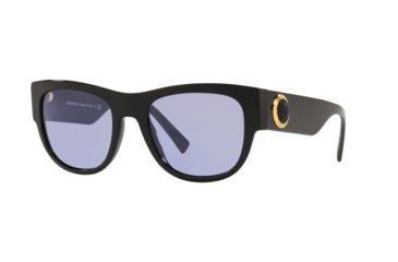 c1f78cdcc08 Versace VE4359 Prescription Sunglasses VE4359-GB1-1A-55 - Lens Diameter 55  mm