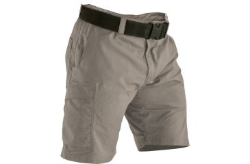 Vertx Desert Tan Phantom Mini Ripstop Mens Short 65% Poly/35% Cotton, 28-REG VTX8030DT-28-REG