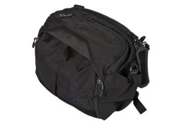 Vertx EDC Satchel Single Sling Pack, Black w/Red Trim VTX5000BKR