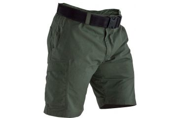 Vertx Od Green Phantom Mini Ripstop Mens Short 65% Poly/35% Cotton, 28-REG VTX8030OD-28-REG
